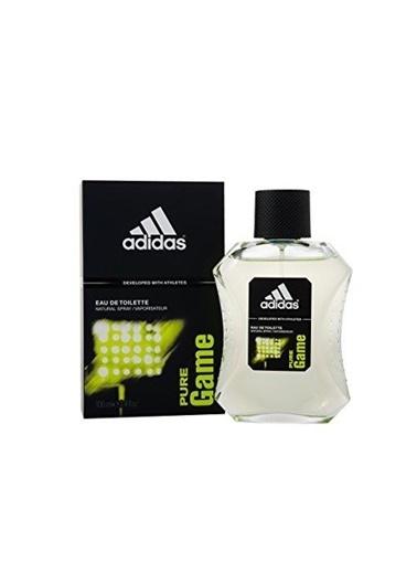 adidas Pure Game EDT 100 ml Erkek Parfüm Renksiz